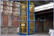 Có nên sử dụng thang máy thủy lực đề nâng hàng?
