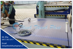 HORMANN Dock Leveler - Sàn nâng nhập khẩu