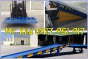 Nên lựa chọn cầu container hay sàn nâng thủy lực trong khâu xuất, nhập hàng?